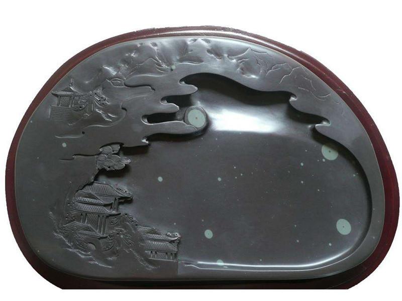 苴却砚生产厂家 红泰石业专业提供砚台