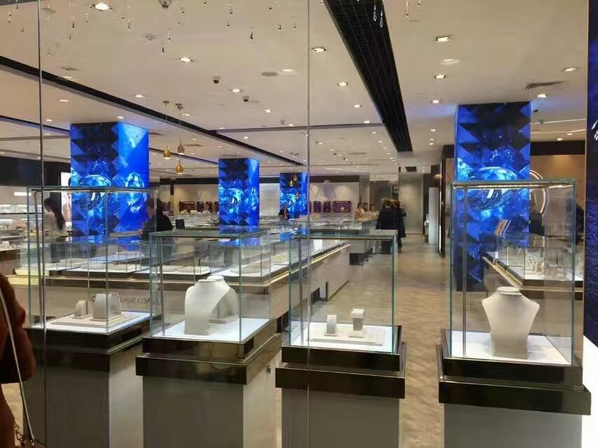 全彩LED顯示屏廠家-河南全彩LED顯示屏知名廠家