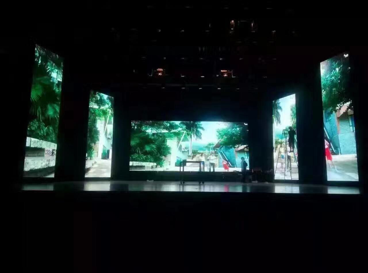 河南全彩LED显示屏专业供应|新乡led拼接屏