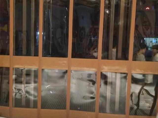常州优质的磁性透明门帘【供应】——满意的磁性透明门帘