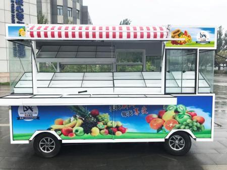 买优惠的水果车当然是到辽宁羽竹和商贸了|长春水果车质量好