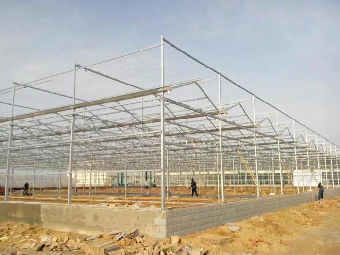 内蒙古智能温室大棚设计施工,山东智能温室造价