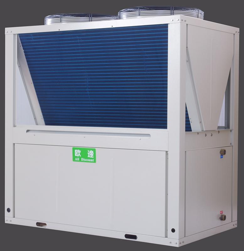 空气能热水器 [欧遆新能源]超低温空气源冷暖机组_品质保证