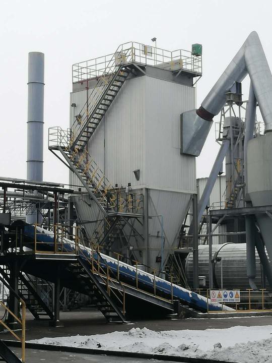 供应新疆价格便宜的新疆布袋除尘器-伊犁脱硫脱硝