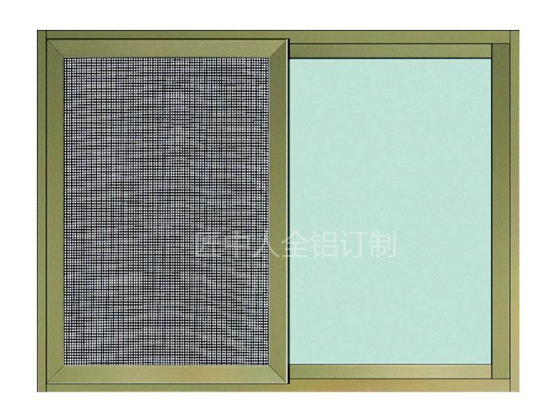 想要購買品質可靠的掛窗紗窗找哪家_防盜紗窗定制