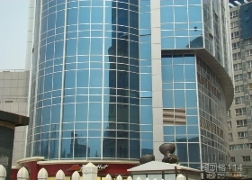 可信赖的更换弧形玻璃当选广州鑫海建筑幕墙工程|中山弧形玻璃更换