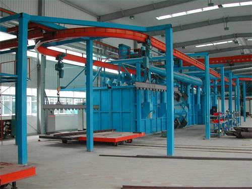 重慶吊鉤式拋丸機-價位合理的吊鉤式拋丸機君達機械供應