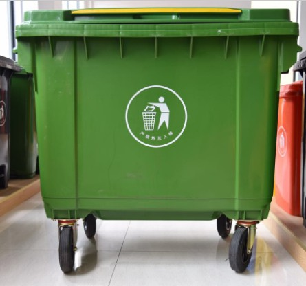 廈門分類垃圾桶定做-四色分類垃圾桶生產廠家-廈門晶晶豐加工廠
