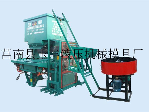 上海哪里有水泥垫块机|专业的花砖机在哪买