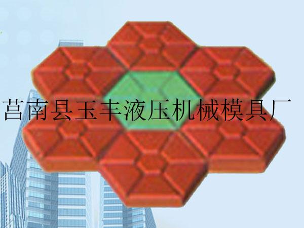 江西哪里有做透水砖的机器――【实力厂家】生产供应花砖机