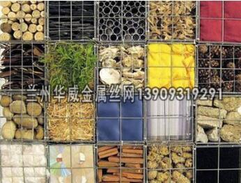 兰州华威金属丝网提供兰州地区优良的石笼网|平凉石笼网