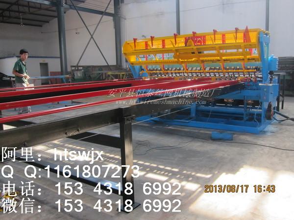 恒泰丝网机械供应优质的恒泰数控网栏排焊机_数控网栏排焊机专卖店
