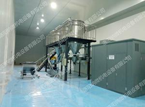 射流分级机的分级原理,洛阳纳微射流分级机