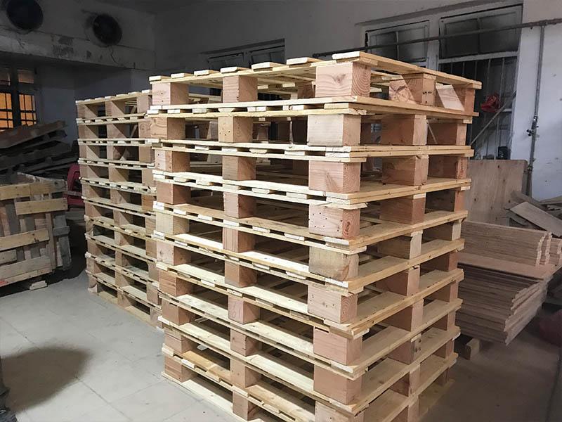 肇慶免熏蒸托盤-哪里有賣好的木卡板