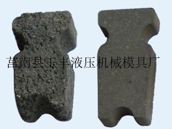 北京哪里有U型槽成型机-莒南玉丰液压模具提供质量好的垫块机