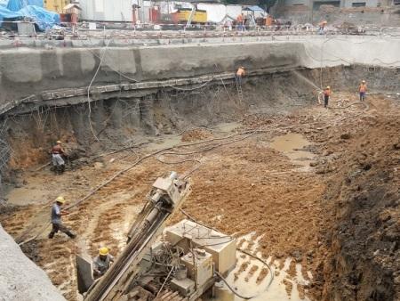 新疆强夯 乌鲁木齐专业的新疆基坑支护公司是哪家