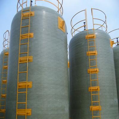 安顺玻璃钢储罐_品质卓越的鼎鼎系列玻璃钢立式储罐平底型