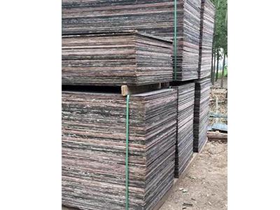 汇恒再生物资回收方木模板您的品质之选 方木模板出售