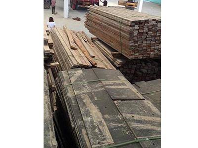 建筑木方銷售-匯恒再生物資回收-具有口碑的木方回收服務商
