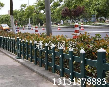 衡水区域销量好的草坪铁艺栏杆,专业的别墅铁艺围栏