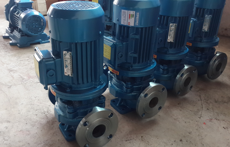 耐用管道泵