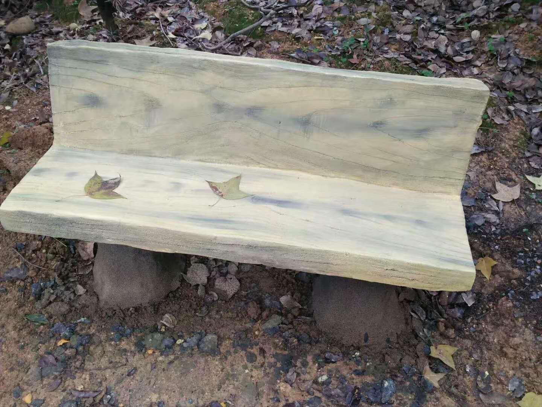 湖南仿木栏杆厂家|想做仿木板凳就到华秀轩园林景观工程