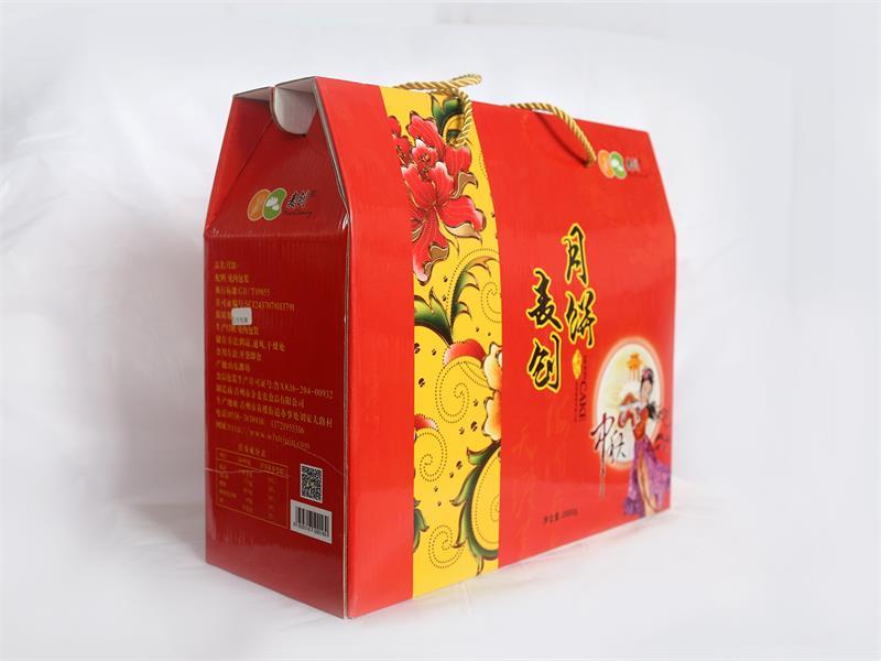 青州月餅禮盒-金麥農食品-有口皆碑的月餅公司