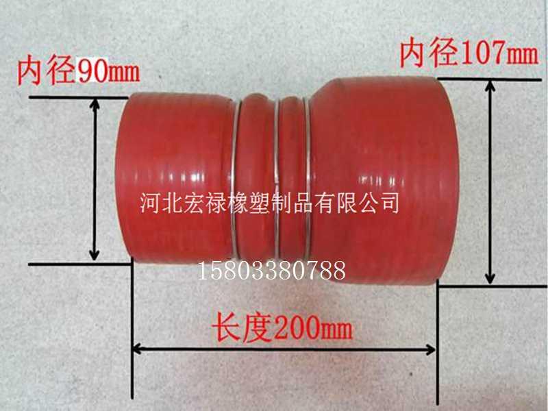 哪里能买到好的红色硅胶管|红色硅胶管公司