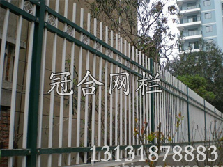 小區鐵藝柵欄代理-河北新式的小區鐵藝柵欄