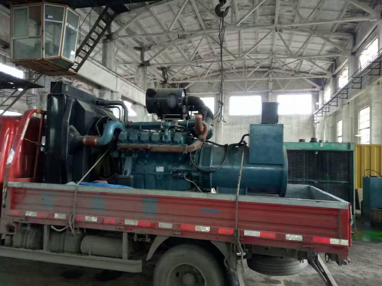 兴慧机械设备_声誉好的发电机公司,包头大型发电机租赁价格