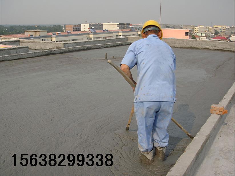 中牟屋面找坡填充公司_专业屋面找坡施工,就选恒泰轻质泡沫混凝土