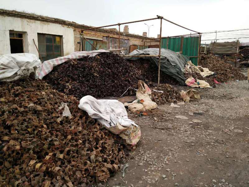 新疆好的新疆二手扣件租赁――二手扣件回收