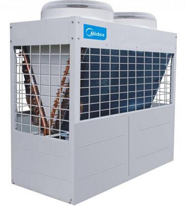 兰州美的空气能热泵-专业的美的空气能热泵供应商