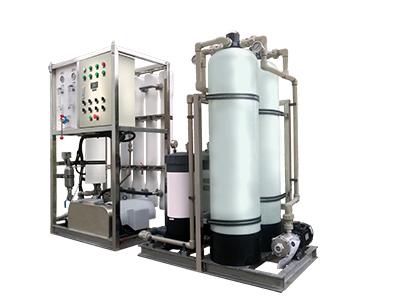 島嶼用海水淡化設備價格-江河海股份船用50TTPD海水淡化裝置制作商