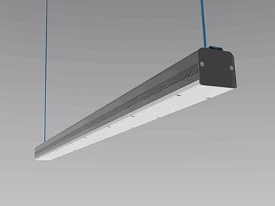 LED线条灯办公灯室内照明灯具