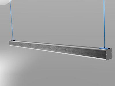250W路灯外壳供应厂家_价位合理的线条灯外壳佛山朗沃铝制品供应