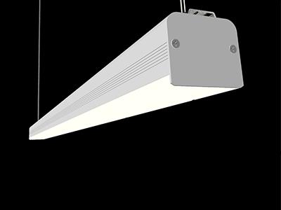 佛山朗沃铝制品口碑好的线条灯外壳_你的理想选择|LED路灯灯头供应厂家