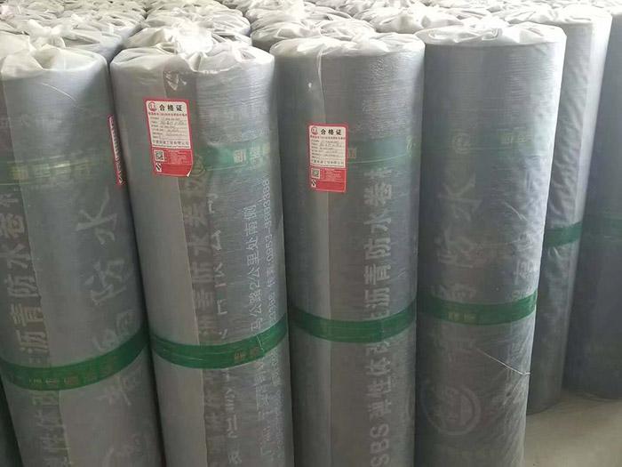 防水材料――出售吴忠品质好的宁夏防水卷材