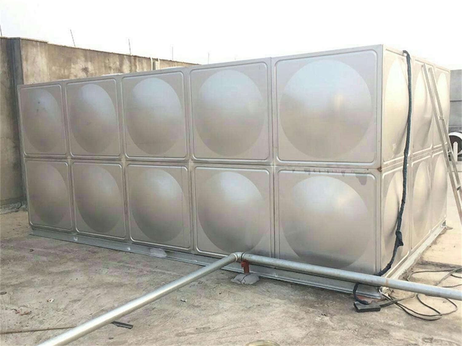 不锈钢方形水箱定制_上海市不锈钢水箱生产厂家