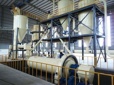 供应球磨分级生产线 供应山东信誉好的球磨分级生产线