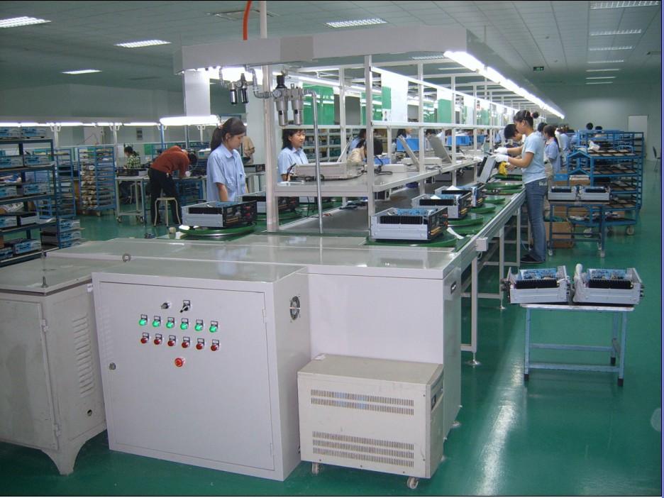 生产线价位——立竹自动化设备提供销量好的组装线