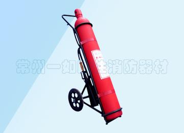 江蘇24kg二氧化碳推車滅火器專業報價,專業的充裝滅火器