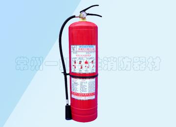 要買8kgABC干粉滅火器就到常州市一如既往消防器材_供應8kgABC干粉滅火器