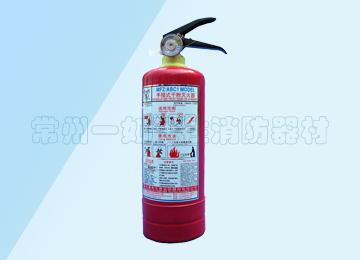 购买1kgABC干粉灭火器当选常州市一如既往消防器材_专业的1kgABC干粉灭火器