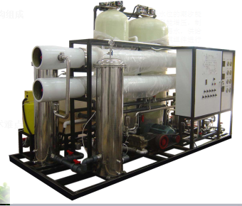 HH-FSHB-100(JHH-SW-100)海水淡化设备