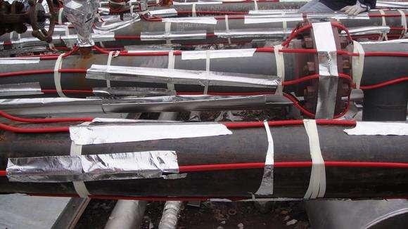 管道電伴熱保溫-遼寧暖倍特熱力科技管道電伴熱廠家