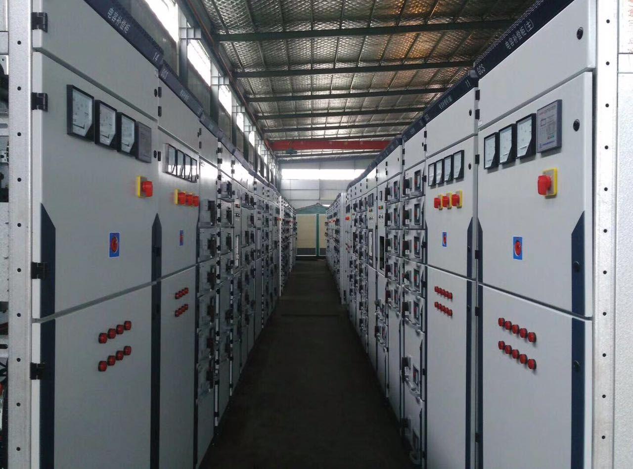 优良的GCS低压配电柜柜体温州哪里有 GCS型低压抽出式开关柜