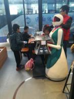 热卖送餐机器人推荐 智能送餐机器人