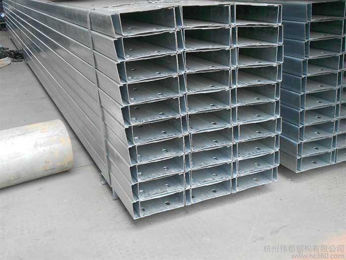 银川C型钢认准宁夏建邦钢结构-银川C型钢定制