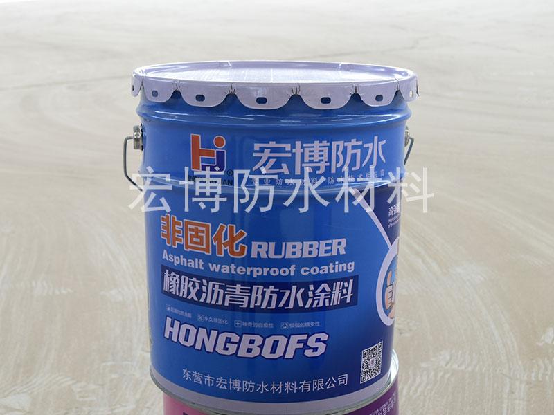 湖南立壁专用非固化防水涂料价格 哪里有卖好的非固化橡胶沥青防水涂料